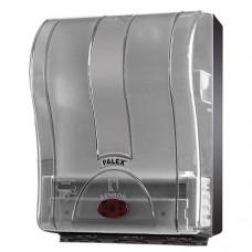 Palex Sensörlü Havlu Makinesi 21cm Şeffaf Füme 3491