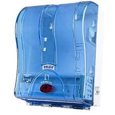Palex Sensörlü Havlu Makinesi 21cm Şeffaf Mavi 3491