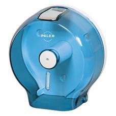 Palex Jumbo Tuvalet Kağıdı Dispenseri Şeffaf Mavi 3444
