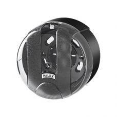 Palex Mini İçten Çekmeli Tuvalet Kağıdı Dispenseri Şeffaf Füme 3442