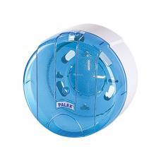 Palex Mini İçten Çekmeli Tuvalet Kağıdı Dispenseri Şeffaf Mavi 3442