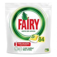 Fairy Hepsi Bir Arada Bulaşık Makinesi Tableti 84 lü