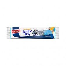 Koroplast Jumbo Ekstra Güçlü Çöp Torbası Mavi 80x110cm 10 Adet