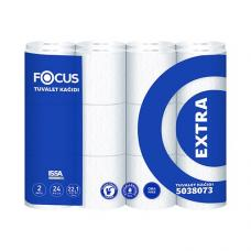 Focus Ekstra Tuvalet Kağıdı 24 Adet