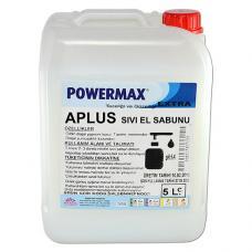 Powermax A Plus Sıvı El Sabunu 5 lt