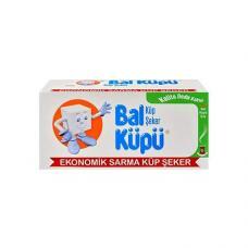 Balküpü Küp Şeker Çift Kağıt Sargılı 5 Kg