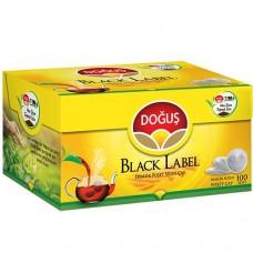 Doğuş Black Label Demlik Poşet Çay 100 lü