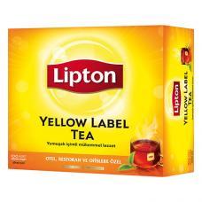 Lipton Yellow Label Bardak Poşet Çay 100 lü