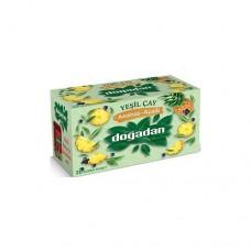 Doğadan Acai Ananaslı Yeşil Çay 20 li Paket