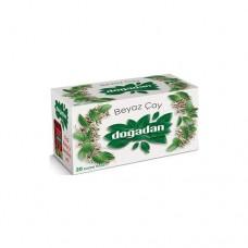 Doğadan Beyaz Çay Sade 20 li Paket