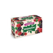 Doğadan Böğürtlen Meyve Çayı 20 li Paket