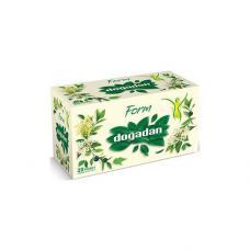 Doğadan Form Karışık Bitki Çayı 20 li Paket