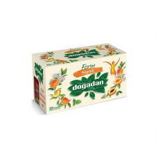 Doğadan Form Kayısı Bitki Çayı 20 li Paket