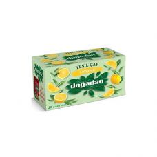 Doğadan Limon Yeşil Çay 20 li Paket