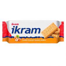 Ülker İkram Fındık Kremalı Sandviç Bisküvi 84 Gr 24 Adet