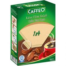 Caffeo Filtre Kahve Kağıdı 1x4 - 80 Adet