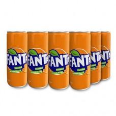 Fanta Portakal  200 ml 24 adet