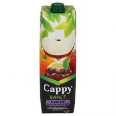 Cappy Meyve Suyu Karışık 1 lt 12 Adet