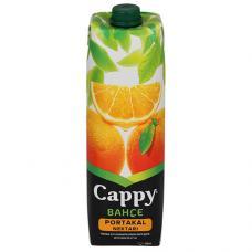 Cappy Meyve Suyu Portakal 1 lt 12 Adet