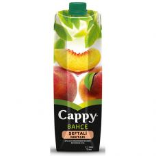 Cappy Meyve Suyu Şeftali 1 lt 12 Adet