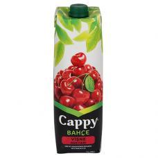 Cappy Meyve Suyu Vişne 1 lt 12 Adet