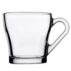 Paşabahçe 55233 Kulplu Çay Bardağı 6 Adet