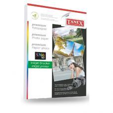 Tanex Fotograf Kağıdı A4 Parlak 200 Gr 25 Yaprak HC200G-25