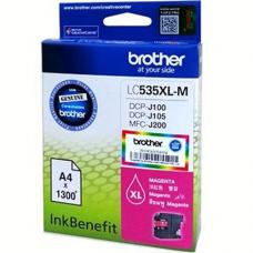 Brother LC535XL-M Kartuş 1.300 Sayfa Kırmızı