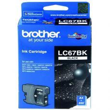 Brother LC67BK Kartuş 450 Sayfa Siyah