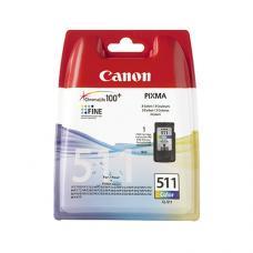 Canon CL-511 Mürekkep Kartuş 9ml Renkli