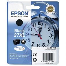 Epson 27XL C13T27114010 Kartuş 17.7 ml Siyah