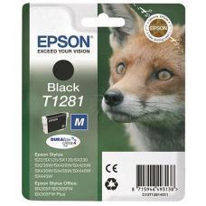 Epson C13T12814020 Mürekkep Kartuş Siyah (T1281)
