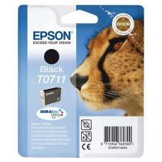 Epson C13T07114020 Kartuş Siyah (T0711)