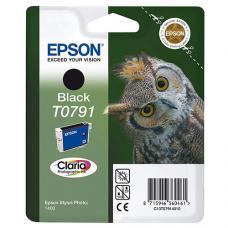 Epson C13T07914020 Kartuş Siyah (T0791)