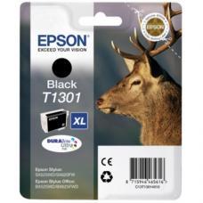 Epson C13T130140 Kartuş 1000 Sayfa Siyah (T1301)
