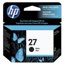 HP 27 C8727AE Kartuş 280 Sayfa Siyah