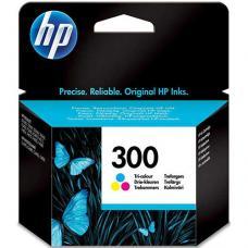 HP 300 CC643EE Kartuş 165 Sayfa Renkli