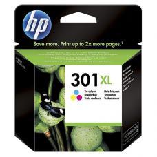 HP 301XL  CH564EE Kartuş 330 Sayfa Renkli
