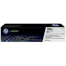 HP 126A CE311A Toner 1.000 Sayfa Mavi