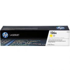HP 126A CE312A Toner 1.000 Sayfa Sarı