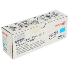 Xerox 106R01631 6000-6010-WC6015 Toner 1.000 Sayfa Mavi