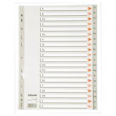 Esselte Seperatör A4  A-Z Alfabetik 13935
