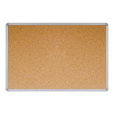 İnter Mantar Pano Alüminyum Çerçeve 30 x 45 cm  (513)