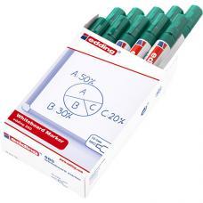 Edding 260 Beyaz Tahta Kalemi Yeşil 10 lu