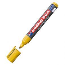 Edding 360 Tahta Kalemi Sarı