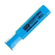Kraf 330 Fosforlu Kalem Mavi