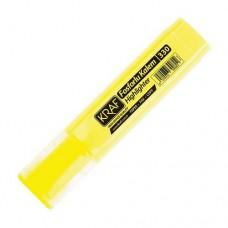Kraf 330 Fosforlu Kalem Sarı