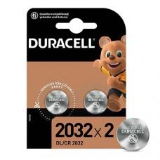 Duracell Alkalin Düğme Pil 3 Volt (2032)