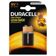 Duracell Alkalin Kare Pil 9 Volt