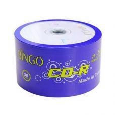 Bingo Cd-R 700 Mb 56 X Spindle  50 Adet